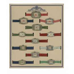 Sir Peter Blake limited edition inkjet print 'Watches'